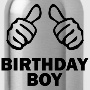 birthday boy T-Shirts - Water Bottle