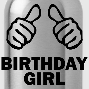 birthday girl Women's T-Shirts - Water Bottle