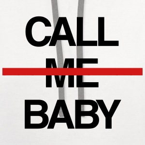 EXO: Call Me Baby Design Women's T-Shirts - Contrast Hoodie