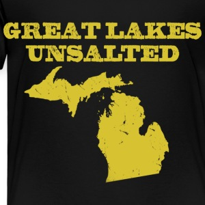 Great Lakes Unsalted Yellow - Toddler Premium T-Shirt