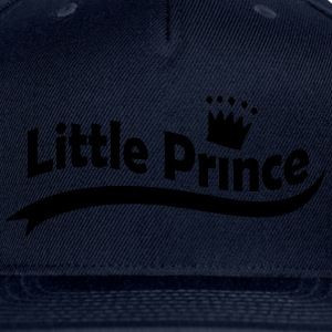 little_prince Baby & Toddler Shirts - Snap-back Baseball Cap