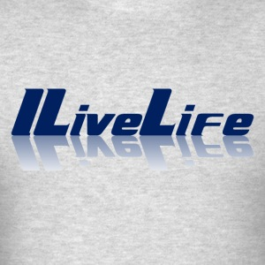 ILiveLife Xenogears Hoodies - Men's T-Shirt