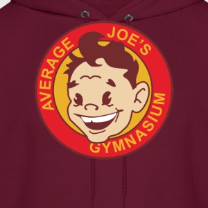 Average Joe's Gymnasium - Men's Hoodie
