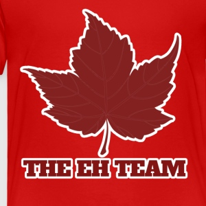 Eh team canada day  - Toddler Premium T-Shirt
