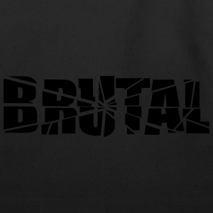 Brutal Hoodies - Eco-Friendly Cotton Tote