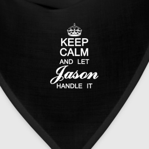 Keep calm and let Jason handle it - Bandana