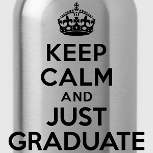 Keep calm just graduate Tanks - Water Bottle