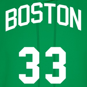 Boston Bird Jersey T-Shirts - Men's Hoodie