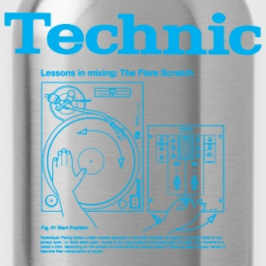 technical T-Shirts - Water Bottle