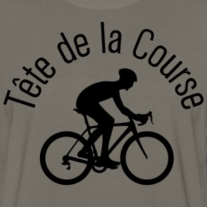 Tete de la Course Shirt - Men's Premium Long Sleeve T-Shirt