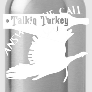 ANSWER THE CALL T-Shirts - Water Bottle
