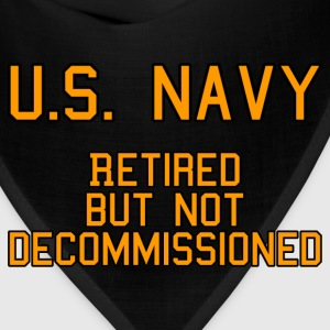 US Navy - Retired T-Shirts - Bandana