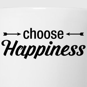 Choose Happiness T-Shirts - Coffee/Tea Mug