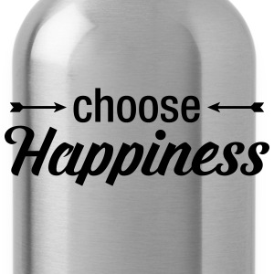 Choose Happiness Tanks - Water Bottle