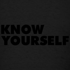 Know Yourself Sportswear - Men's T-Shirt