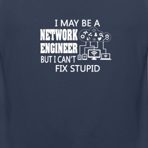 Network Engineer  - Men's Premium Tank