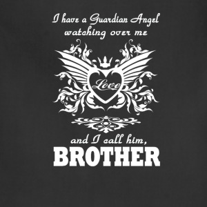 My guardian Angel, My BROTHER - Adjustable Apron