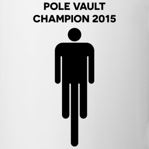 Pole Vault Champion 2015 Women's T-Shirts - Coffee/Tea Mug