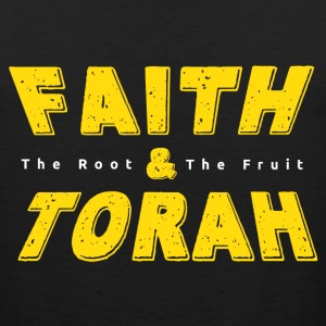 Faith And Torah - Men's Premium Tank