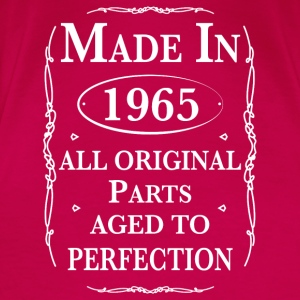 Made in 1965 Birthday Tanks - Women's Premium T-Shirt