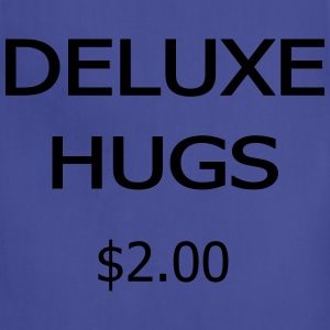 Deluxe Hugs T-Shirts - Adjustable Apron