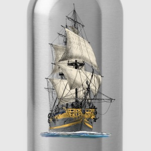 sailing ship T-Shirts - Water Bottle