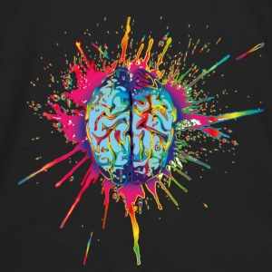 LSD Brain Bags & backpacks - Men's Premium Long Sleeve T-Shirt