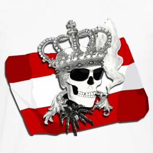 Fanshirt Austria T-Shirts - Men's Premium Long Sleeve T-Shirt