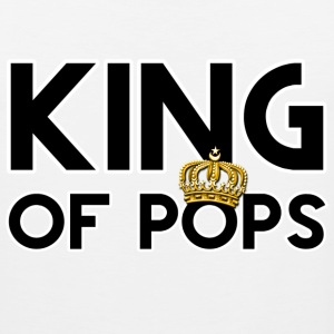 King Of Pops - Men's Premium Tank