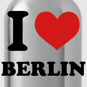 i love berlin T-Shirts - Water Bottle
