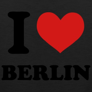i love berlin T-Shirts - Men's Premium Tank