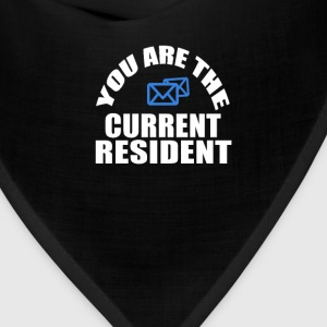 Mail Carrier - Current Resident - Bandana