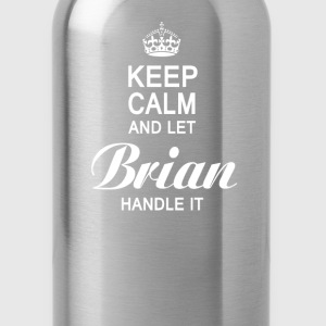 Brian - Water Bottle