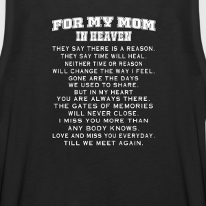 My Mom In Heaven - Men's Premium Tank