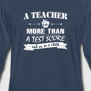 A Teacher - Men's Premium Long Sleeve T-Shirt