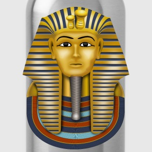 Golden Mask king tut - Water Bottle