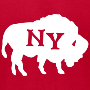 Buffalo New York Classic NY Baby & Toddler Shirts - Men's T-Shirt by American Apparel