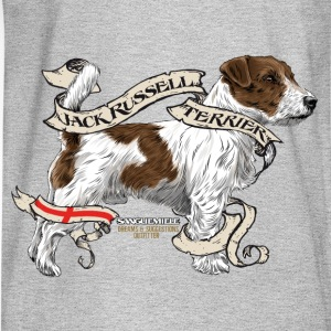 JACK RUSSEL Women's T-Shirts - Men's Long Sleeve T-Shirt