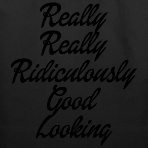 Really Really Ridiculously Good Looking T-Shirts - Eco-Friendly Cotton Tote