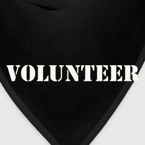 Volunteer - Bandana