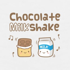 Cute Chocolate Milkshake Mugs & Drinkware - Men's Premium Tank