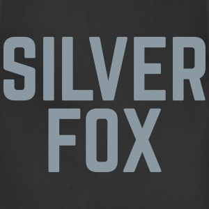 Silver Fox  T-Shirts - Adjustable Apron