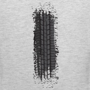 Tyre Tracks - Men's Premium Tank
