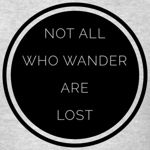 All Who Wander  Tank Tops - Men's T-Shirt