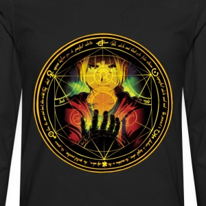 Ed Transmutation Circle - Men's Premium Long Sleeve T-Shirt