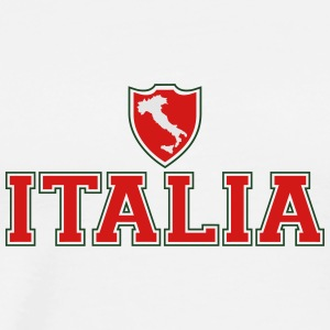 Italia shield Baby & Toddler Shirts - Men's Premium T-Shirt
