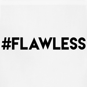 #Flawless Shirt T-Shirts - Adjustable Apron
