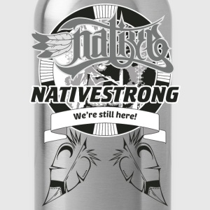 ss_nstrong2_back Hoodies - Water Bottle