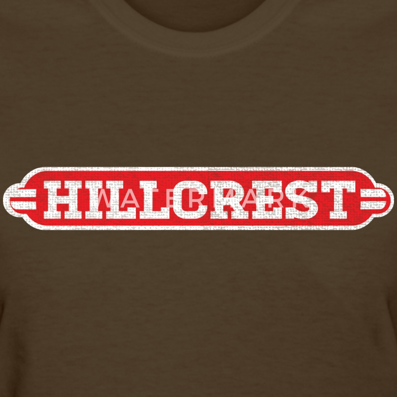 Hillcrest San Diego Neighborhood Women's T-Shirts - Women's T-Shirt