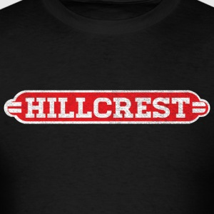 Hillcrest San Diego Neighborhood Hoodies - Men's T-Shirt